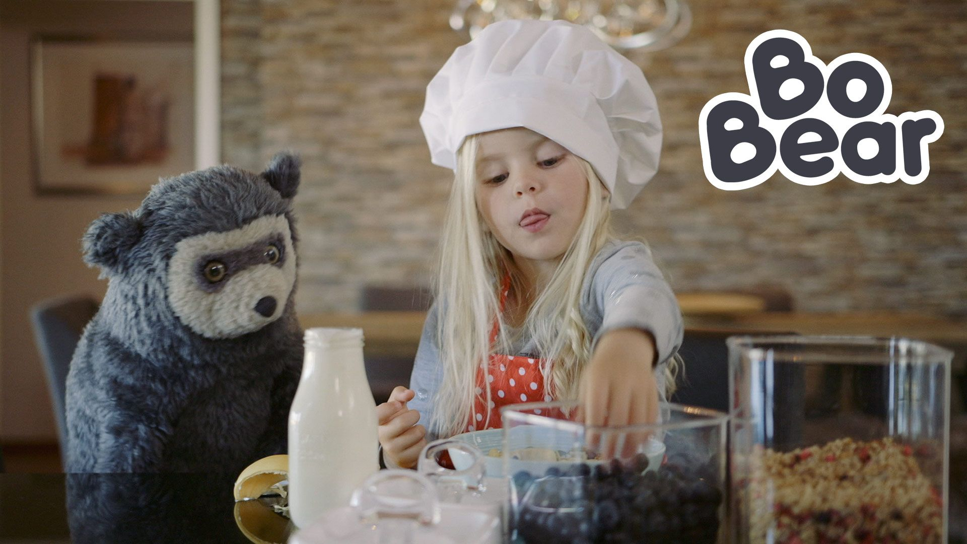 Great news for our little Bo Bear, winner of the PRIX JEUNESSE Theme Prize!