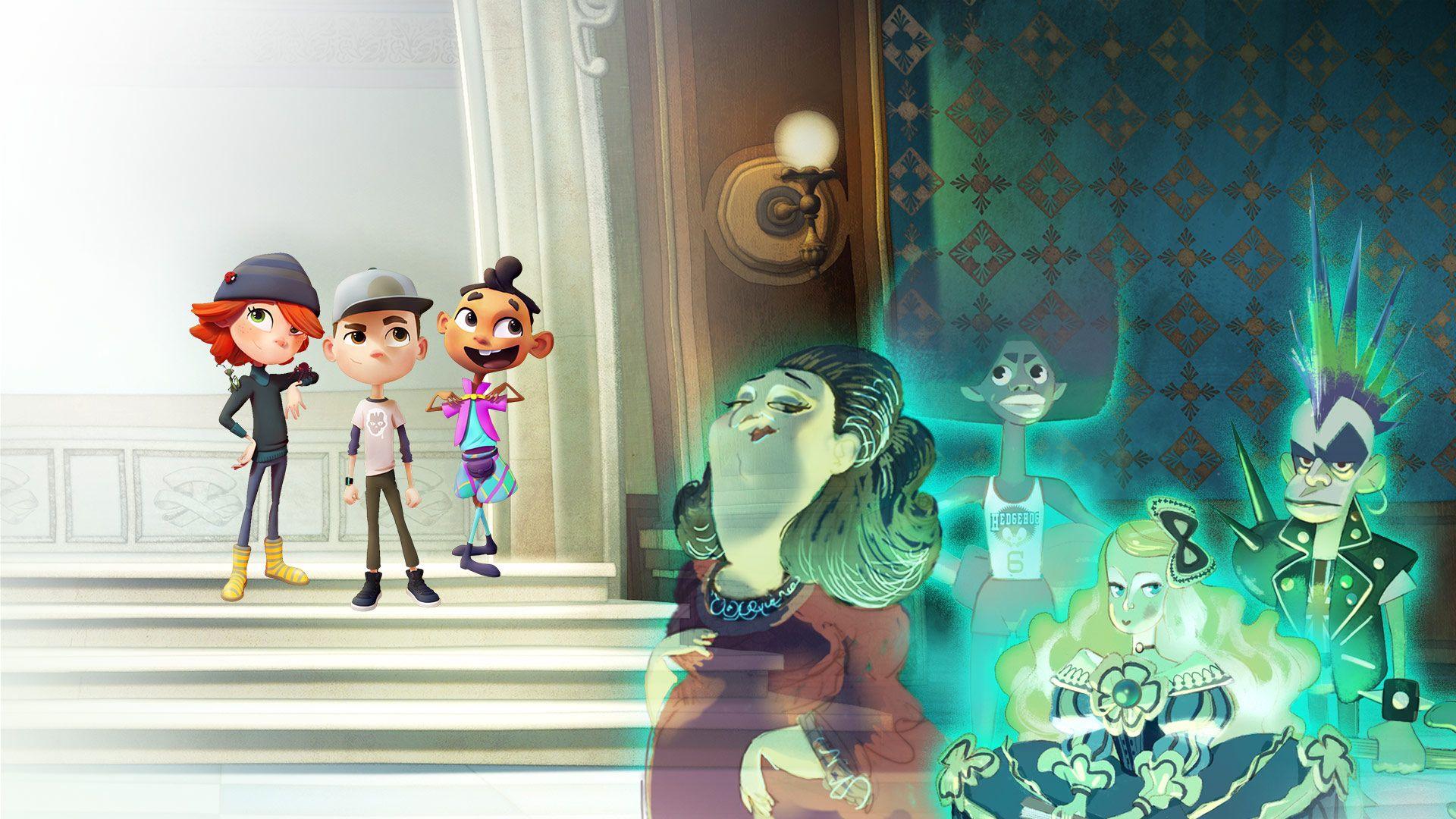 My Spooky Family