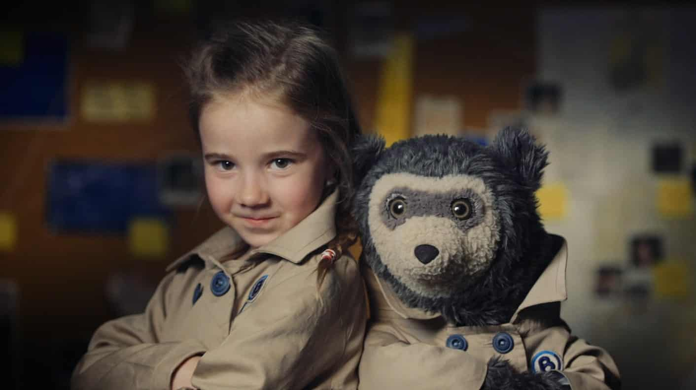 Bo Bear + Bo Bear's Detective Agency
