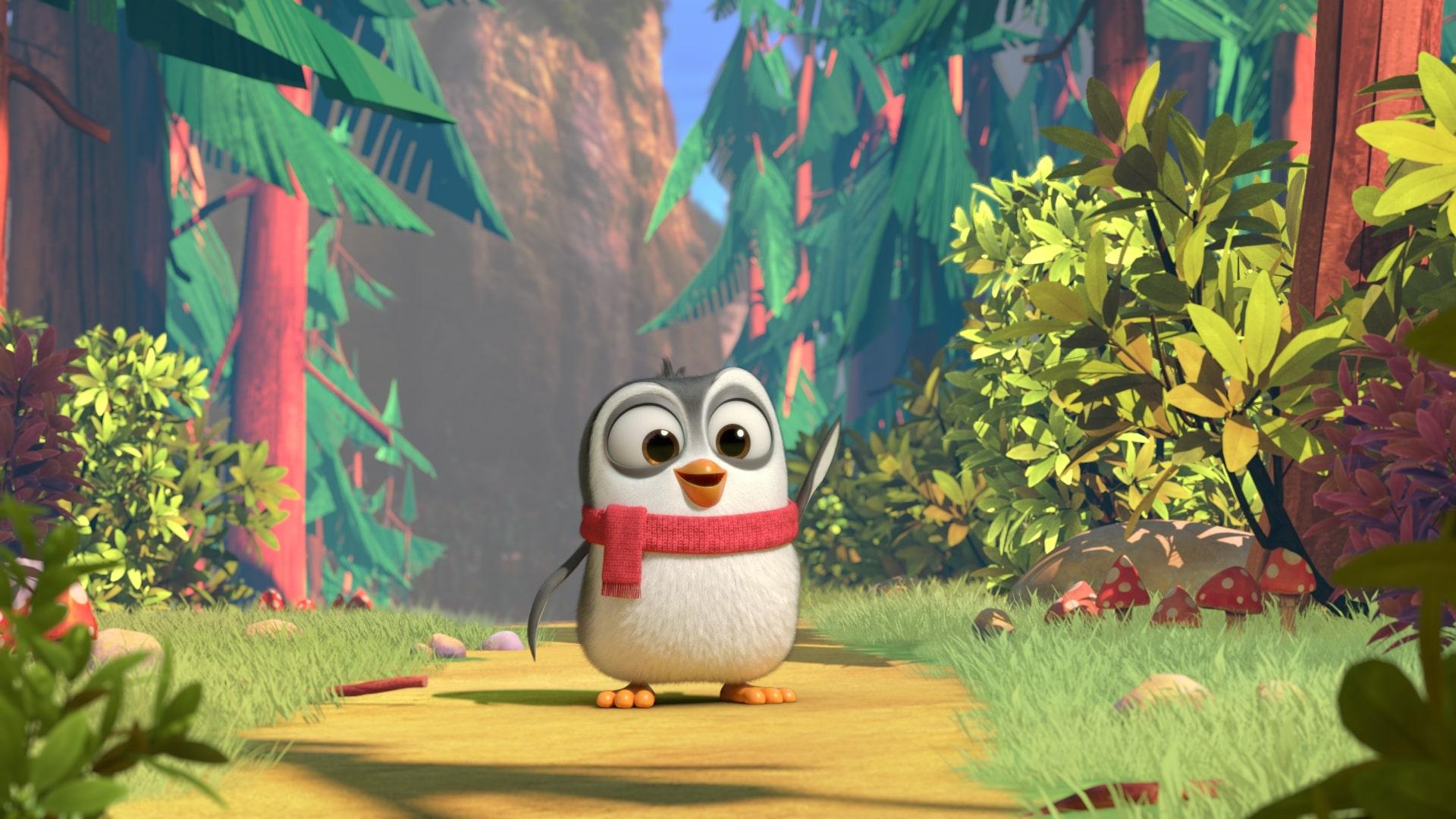 The Adventures of Little Penguin